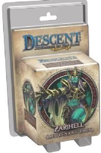 Descent : Journey in the Dark (Second Edition) – Zarihell Lieutenant Pack